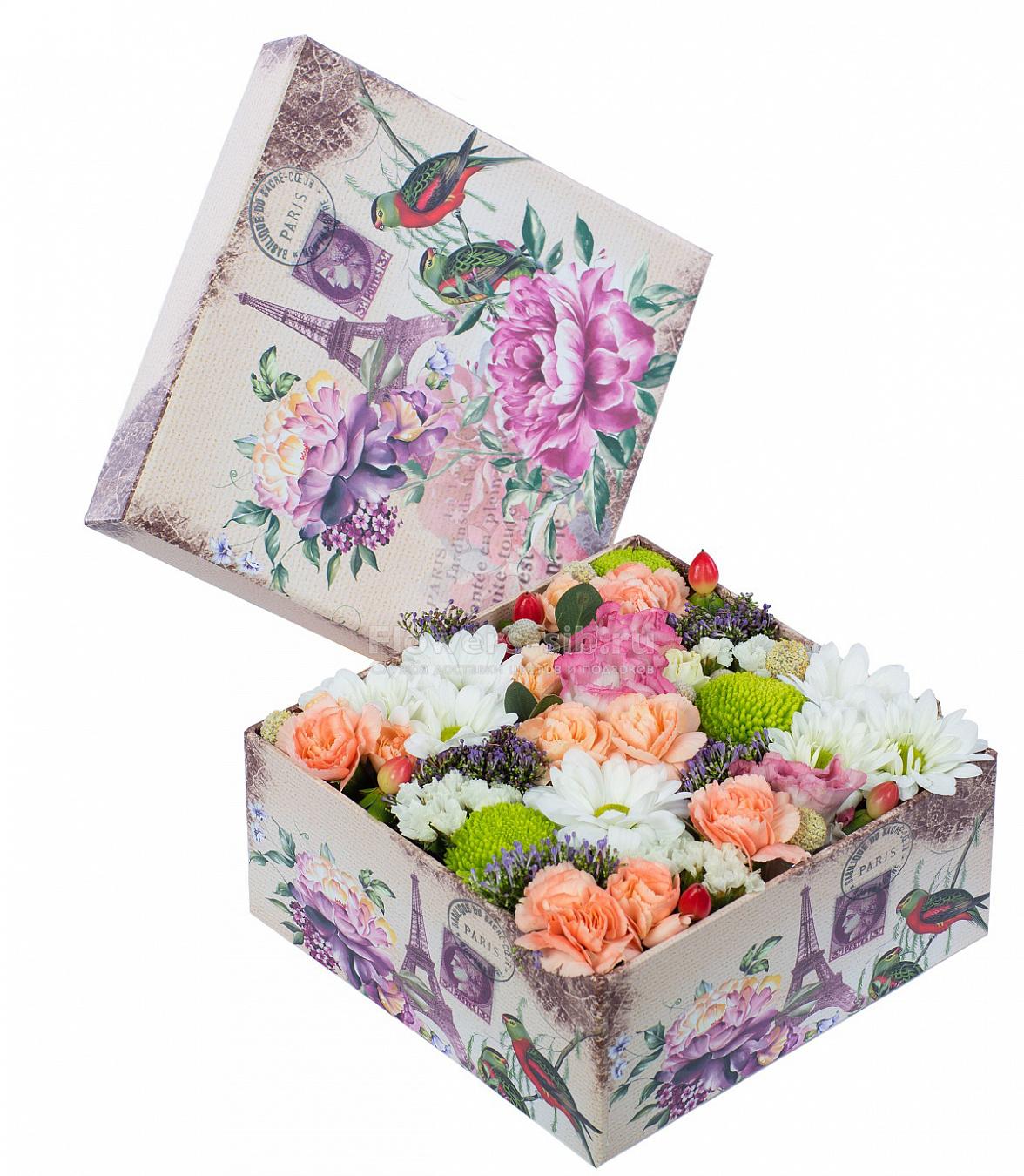 Доставка ухта цветы